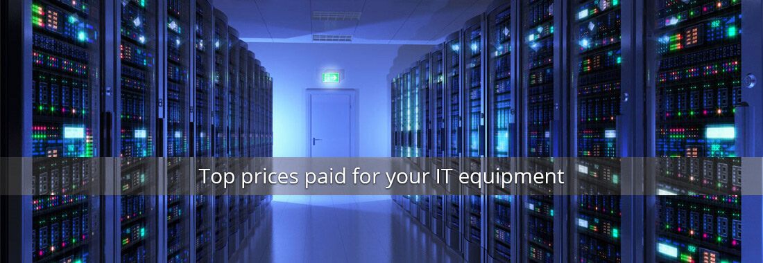 Top prices paid for your IT equipment